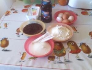 Schoko - Kirschkuchen - Rezept