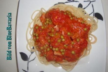 Nudelgerichte: Brigittes Spaghetti für 2 Tage - Rezept