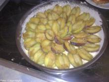 Zwetschgen-Haselnusskuchen - Rezept
