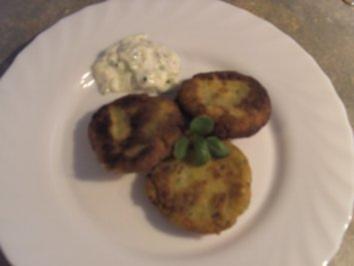 Zucchini-Balls (Kolokithakia-Keftedes) - Rezept