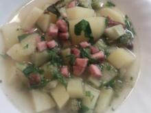 Broccoli-Kartoffel-Suppe - Rezept