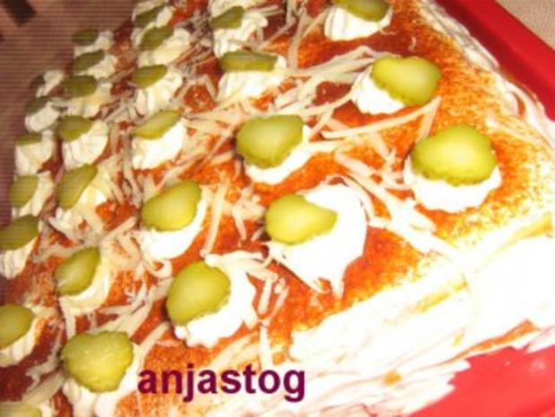 Schwiegersohn Torte - Rezept