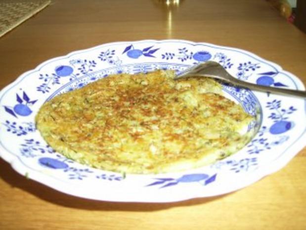 Zucchini-Kartoffel-Rösti - Rezept