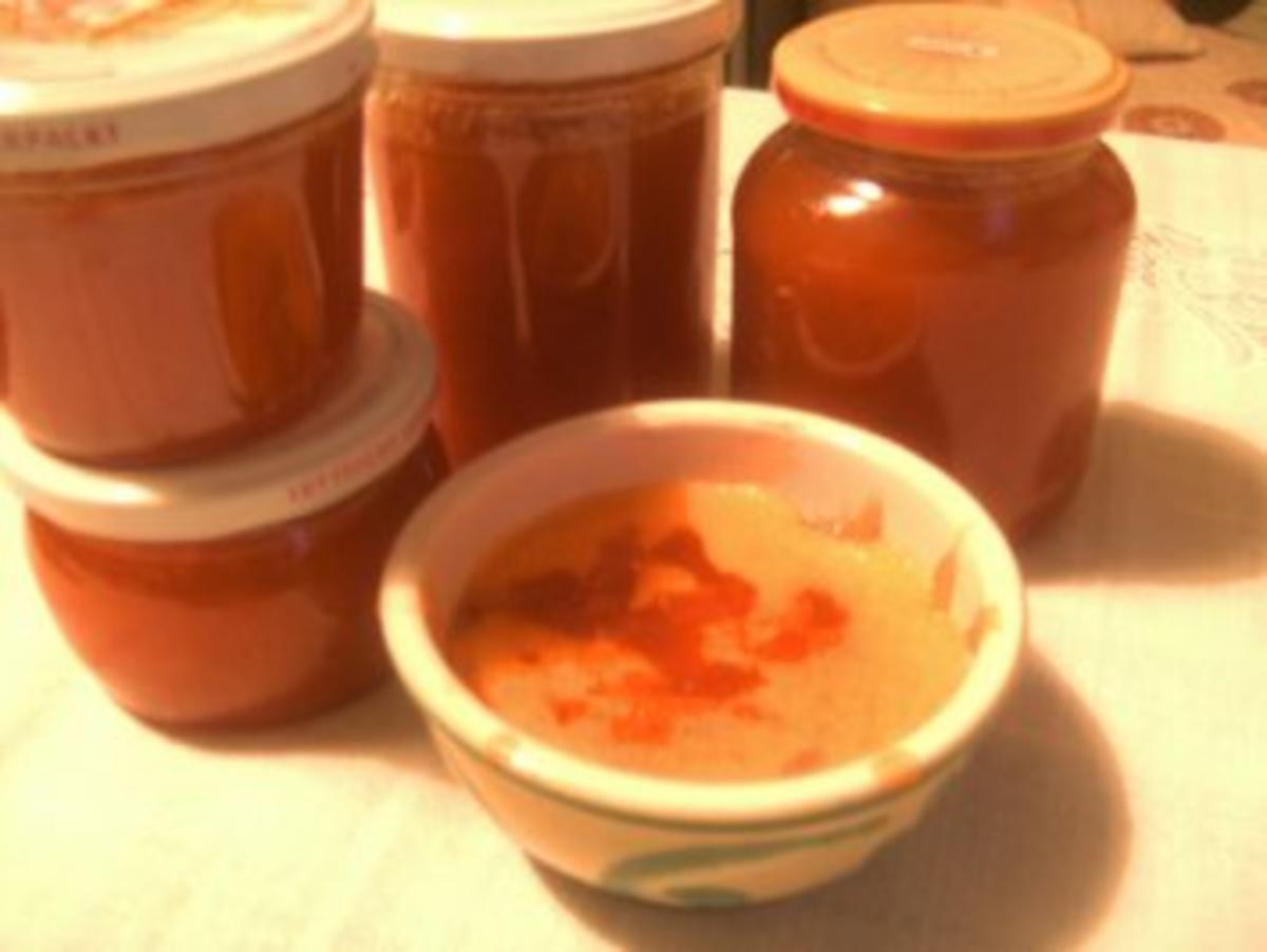 Aprikosenmarmelade köstlich - Rezept von altemutter