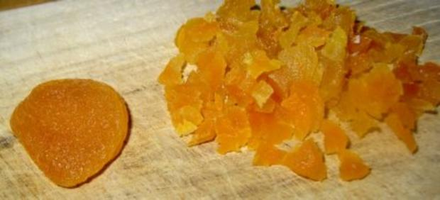 Aprikosengefüllte Hähnchenbrust - Rezept - Bild Nr. 2