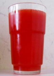 Getränk: Trauben-Melonen-Saft - Rezept