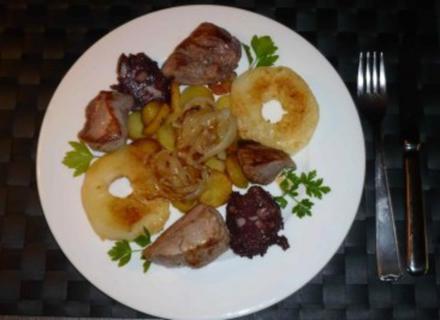 Filetspitzen vom Schwein - Rezept