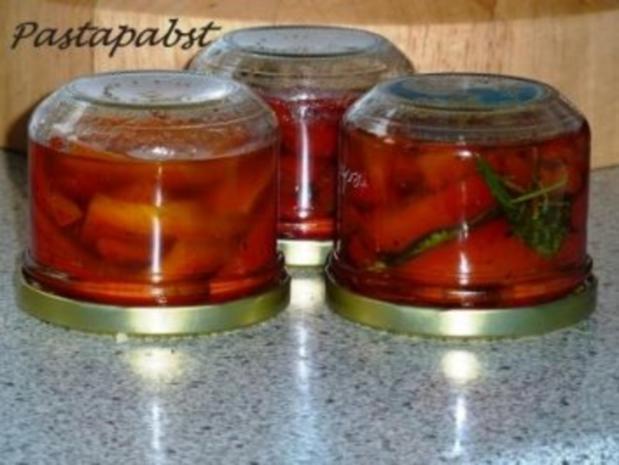 Paprika eingelegt - Rezept - Bild Nr. 9