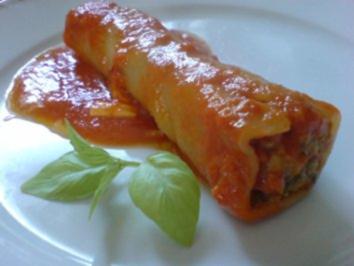 Cannelloni - Mamma Lucia - Rezept