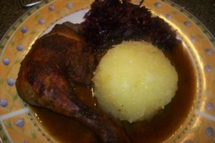 Hühnchen - Hähnchen geschmort - Rezept