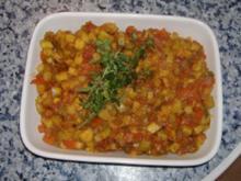 "Pisto "" spanischer Gemüsesalat "" - Rezept"