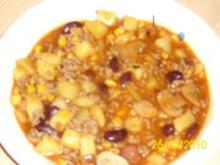 Eintopf : Weiße Bohnensuppe Defty - Rezept