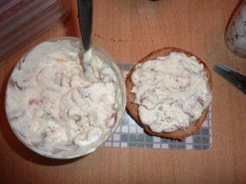 Brotaufstrich: Krabbensalat - Rezept