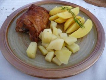 Geflügel - Putenbraten - Rezept