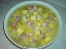 Chinakohl-Eintopf - Rezept