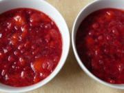 Johannisbeer - Erdbeermarmelade - Rezept