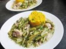 Kalbsschnitzel mit Pilzrahmsauce - Rezept