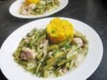 Rezept: Kalbsschnitzel mit Pilzrahmsauce