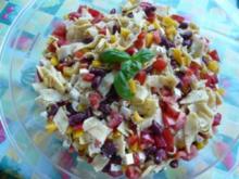 Italienischer Nudelsalat nach Utes Art - Rezept
