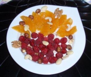 Gesundes Frühstücksmüsli - Rezept