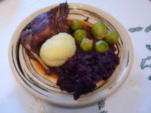 Gemüsebeilage - Rotkohl nach Oma´s Kochbuch .... - Rezept