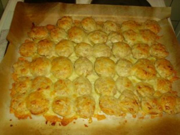 Überbackene Kartoffelscheiben - Rezept - Bild Nr. 6