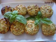 FUNGHI AL MASCARPONE E RICOTTA - Champignons mit Mascarpone-Ricotta-Füllung - Rezept