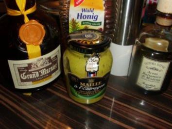 Orangiges Salatdressing - Rezept