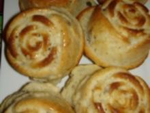 Apfel-Mandel-Muffins - Rezept