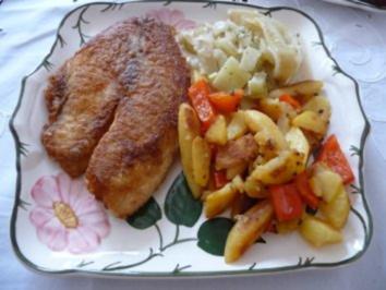 Hauptgerichte - ...ja was zaubere ich denn heute auf die Teller ???? - Rezept