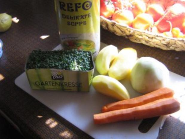 Kartoffel-Karotten-Kohlrabigemüse - Rezept - Bild Nr. 2
