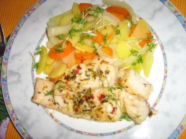 Kartoffel-Karotten-Kohlrabigemüse - Rezept - Bild Nr. 4