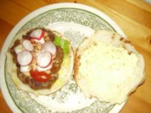 "Hamburger Royal ""ala Michael"" - Rezept"