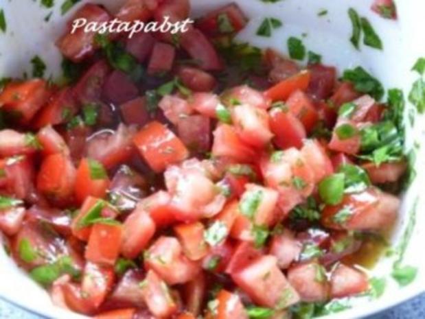 Spaghetti mit schnellster Tomatensauce - Rezept - Bild Nr. 2