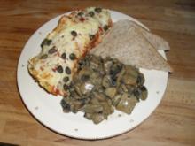 """Omelette """"Cordon Bleu"""" - Rezept"""
