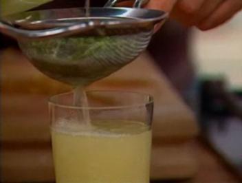 Ingwer-Limonade - Rezept