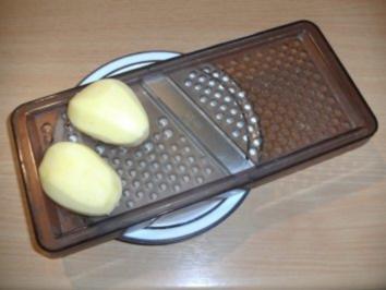 Beilage: Bratkartoffeln aus rohen Kartoffeln - Rezept