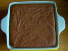 Backen: Brownies ... für kleine Haushalte - Rezept