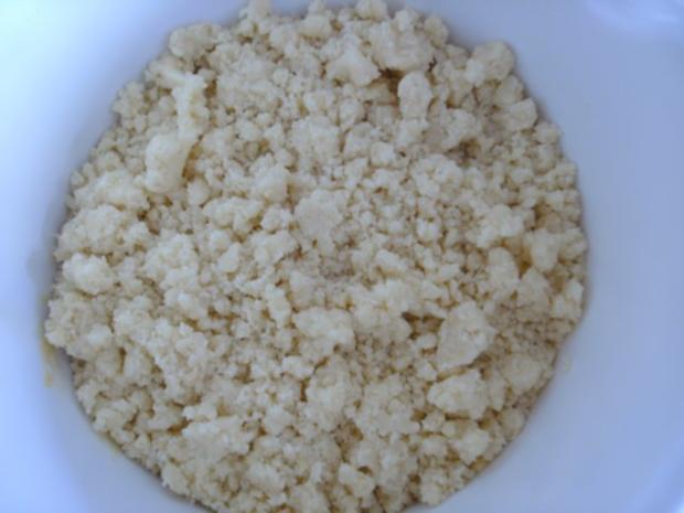 Pflaumenkuchen mit Streusel - Rezept - Bild Nr. 3