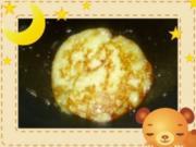 Kartoffelblini mit Paprikatatar! - Rezept