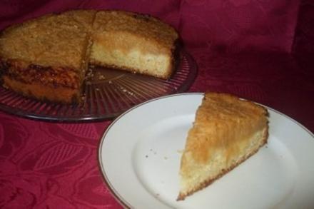 Kuchen: Omens Apfelkuchen - Rezept