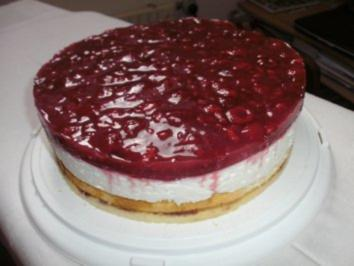 Himbeer Mascarpone Torte Rezept Mit Bild Kochbar De