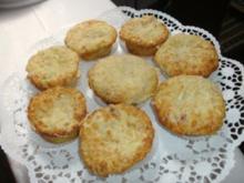Schweizer Käse-Muffins - Rezept