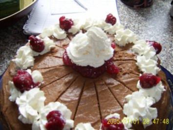 Torte Mit Schmetterling Und Weisser Schokolade Rezepte Kochbar De