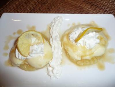 Zitronen-Mousse - Rezept