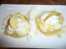 Zitronen-Karamel-Sauce - Rezept
