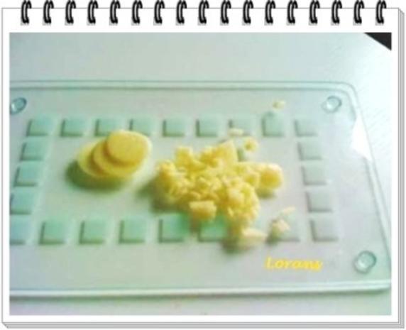 Asiatisch - Shiitake mit Eier und Frühlingszwiebeln - Rezept - Bild Nr. 5