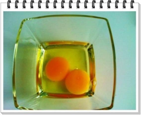 Asiatisch - Shiitake mit Eier und Frühlingszwiebeln - Rezept - Bild Nr. 4