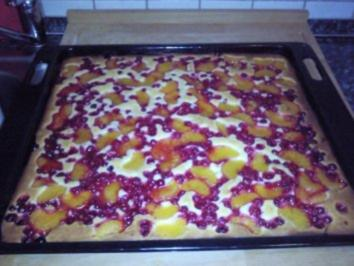 Fruchtiger Joghurtkuchen - Rezept
