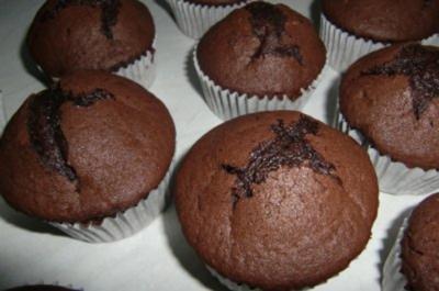 Kakaotörtchen - Rezept
